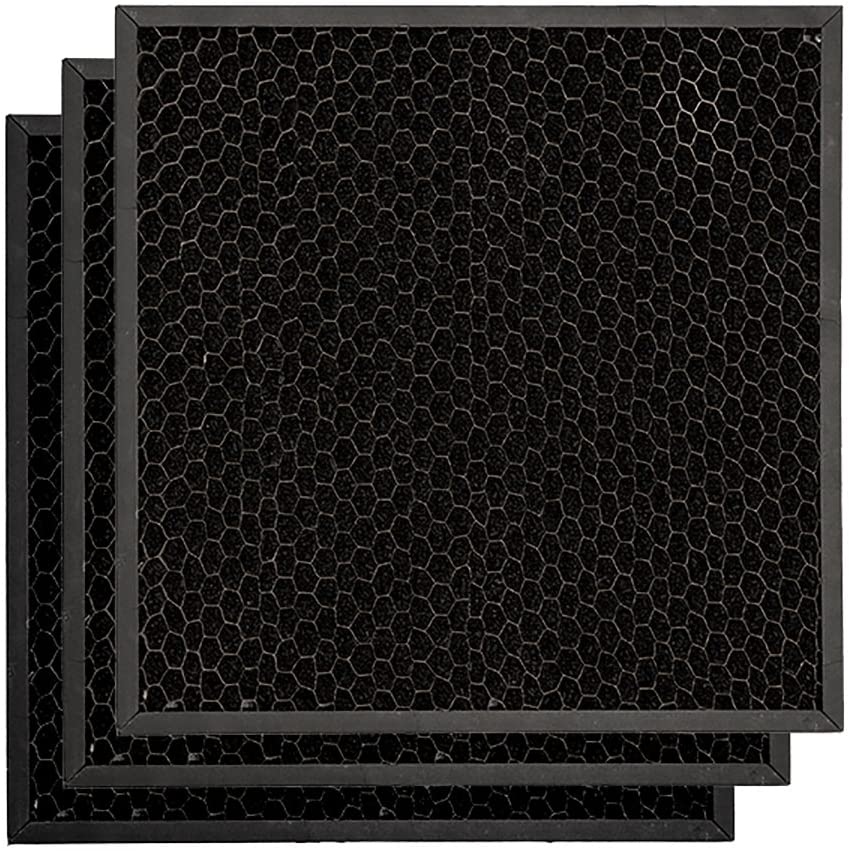 BlueDri Air Scrubber Active Carbon Filters (3-Pack)